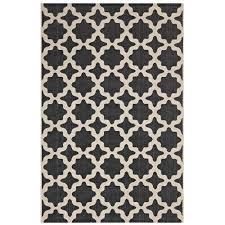 modway furniture cerelia moroccan trellis 5x8 indoor and outdoor area rug