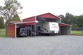 3 Stall Carport