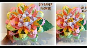 Wedding Paper Flower Centerpieces Diy Paper 3d Flower Crafts Diy Amazing Paper Flower Wedding Party
