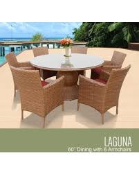 dining tables and chairs for sale in laguna. laguna-60-kit-6-terracotta laguna 60 inch outdoor patio dining table tables and chairs for sale in b