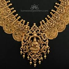 South Indian Jewellery Latest Designs Classic South Indian Kasumala In 2020 Jewelry Design