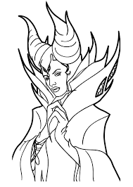 Small Picture Kids n funcom 11 coloring pages of Maleficent