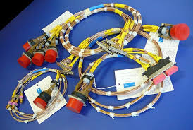 cable harnesses times microwave Cable Harness shielding and special overbraids times microwave combines many different types of cable assemblies to build custom engineered harness assemblies cable harness assembly