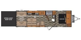 find specs for 2016 dutchmen rubicon br floorplan 2500 toy hauler