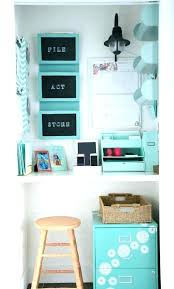 Storage Ideas Diy Office Space Office Organization Ideas Creative Of Office Space Organization Ideas Ideas About Small Office Diy Office Neginegolestan Diy Office Space Small Space Organizing With Office In Closet At