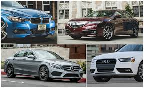 Small Wonders Every Compact Car Ranked From Worst To Best