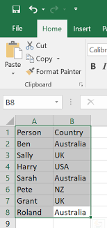 Excel 2016 How To Have Pivot Chart Show Only Some Columns