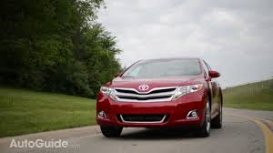 2013 Toyota Venza Review - YouTube