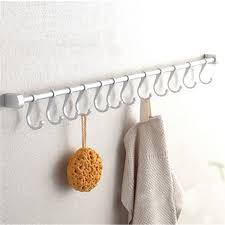 6 Hook Wall Coat Rack Coat Racks astounding 100 hook wall mounted coat rack 100hookwall 49