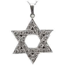 diamond platinum star of david