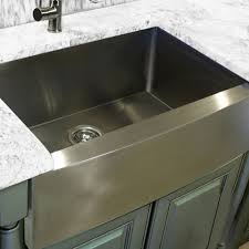 Farmhouse Apron Kitchen Sinks 30 Zero Radius Handmade Stainless Steel Farmhouse Apron Kitchen