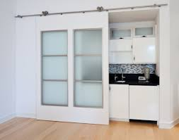 sliding interior french doors glass