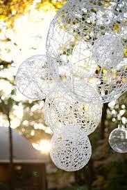 yarn ball lantern