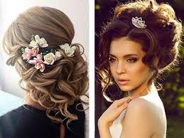 Прически для длинных и средних волос. Na Vypusknoj Pricheski Na Srednie Volosy I Dlinnye