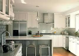glass tile backsplash ideas white glass subway tile kitchen for white kitchen design ideas gray glass glass tile backsplash