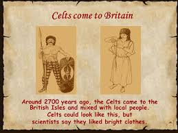 Image result for The Celts of the British Isles