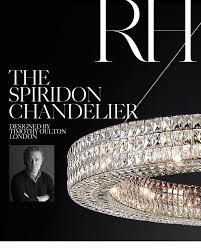 the spiridon chandelier