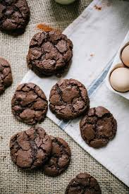 salted y double chocolate cookies salted y double chocolate cookies