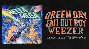 Wrigley Field Seating Chart Fall Out Boy Green Day Fall Out Boy And Weezer Plan 2020 Tour Dates
