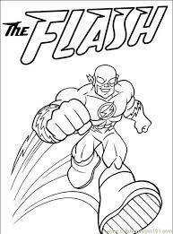 Small Picture Get This Printable Flash Coloring Pages dqfk27