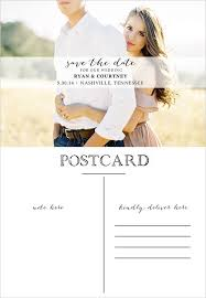 Photo Postcard Save The Date Free Printable Freebies Free
