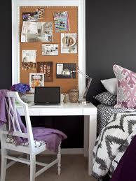 Beautiful Black White And Purple Colors Design : Eclectic Black White And  Purple Scheme Bedroom And