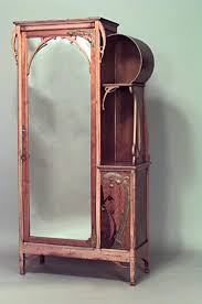 art bedroom furniture. art nouveau armoire bedroom furniture