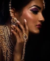 sy lakhani professional hair and makeup artist asian bridal makeup artist