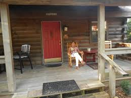enjoying the front porch rocking chair picture of mountainaire