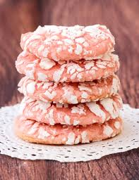 strawberry cake mix cookie recipe