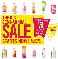 bath and body works semi annual sale end date bath body works and victorias secret semi annual sale reminders