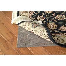 how to keep area rugs from slipping on hardwood floors rug pads for padded floor k
