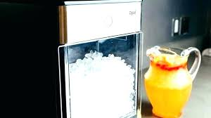 countertop pellet ice maker residential nugget ice machine residential nugget ice machine sonic home residential pellet countertop pellet ice maker