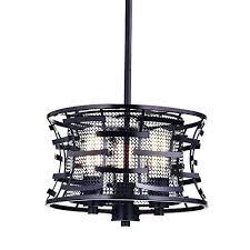 sensational mesh chandelier