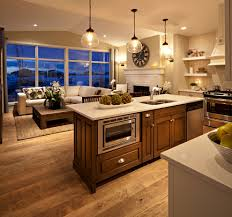 wondrous kitchen space room with allen roth lighting 3 clear glass jar with black bronze pendant