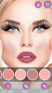 makeup beauty selfie camera apk screenshot