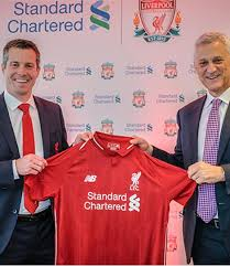 Liverpool fc to open discussions with spirit of shankly. Main Sponsors Of Liverpool Fc Standard Chartered