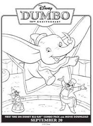 104 Best Dumbo Images In 2018 Coloring Pages Coloring Books