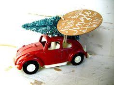 Happy Holiday home tour | Beetle car, Bottle brush trees and Vw ...