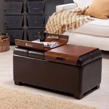 coffee table cool black ottoman coffee table design ideas ottoman