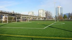 grass soccer field with goal. Plain Goal Artificial Turf Field With Soccer Goals Throughout Grass Soccer Field With Goal R