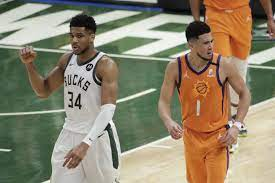 NBA Finals 2021: Bucks vs. Suns Game 5 ...