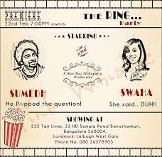funny wedding invitation ideas 17 invites that'll leave the Wedding Invitations Wording Tamil Wedding Invitations Wording Tamil #31 wedding invitation wording family hosting