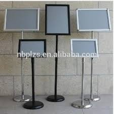 A3 Display Stands A100A100 Size Aluminum Adjustable Display Stand Menu Holder View 29