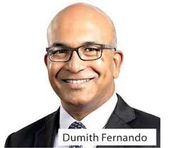 Daily Mirror - Dumith Fernando to succeed Ray Abeywardena as CSE Chairman