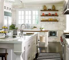 open kitchen shelves don t waste valuable counter space for decorative items that s what shelves are for