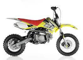 apollo db x4 semi 110cc pit bike with semi automatic transmission