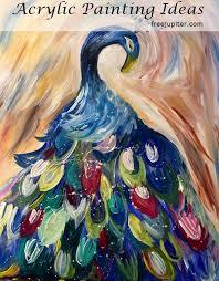 acrylic painting ideas 30