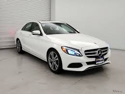 Vehilces & accessories online trade show. Used Mercedes Benz C300 White Exterior For Sale