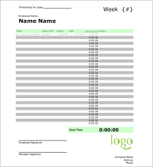 Time Card Calculator Excel Cycling Studio